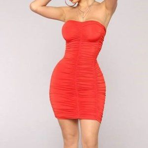 Lusting After You Mini Dress